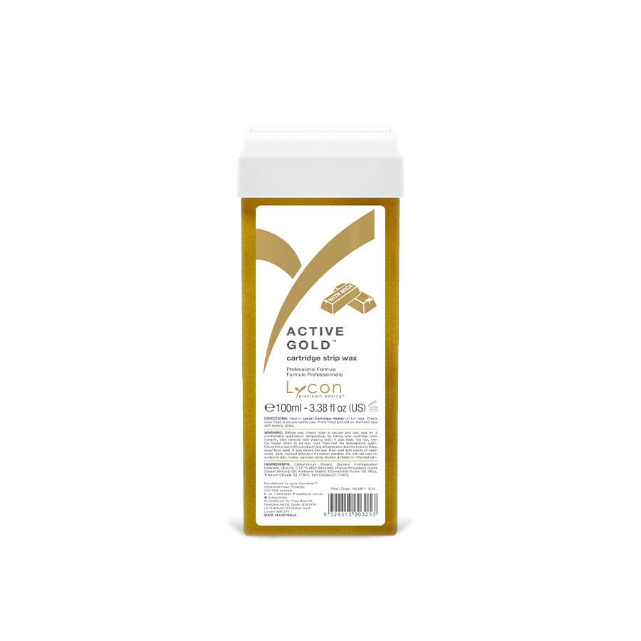 Active Gold Strip Wax 100ml