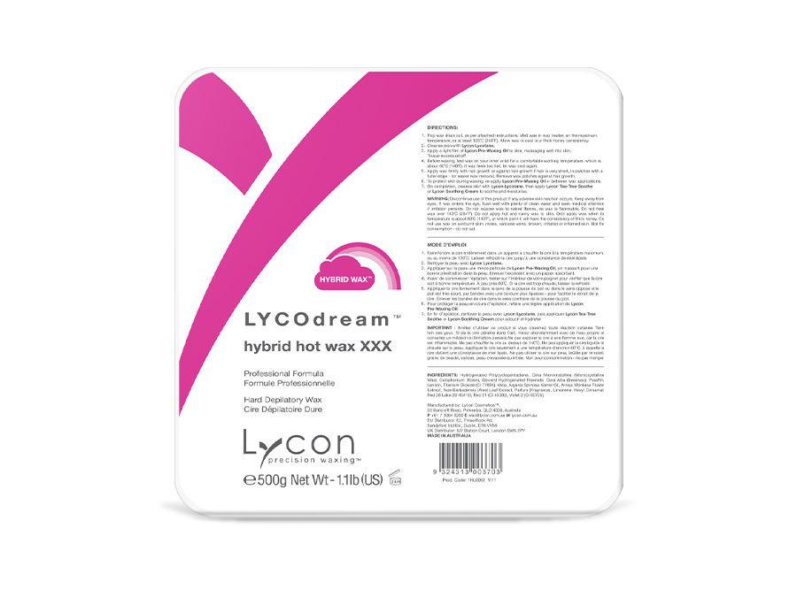 LYCODREAM HYBRID HOT WAX