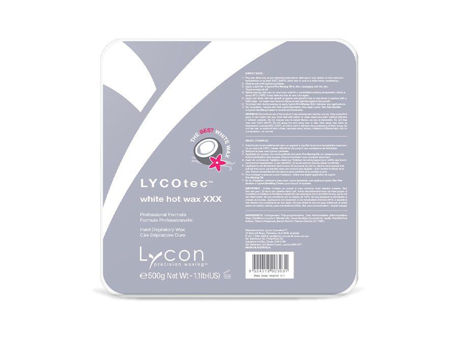 LYCOTEC WHITE HOT WAX XXX