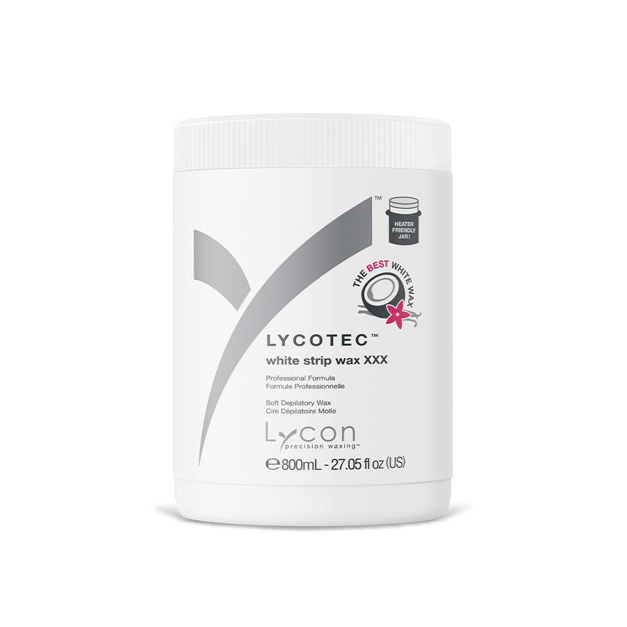 LYCOtec White Strip Wax 800ml