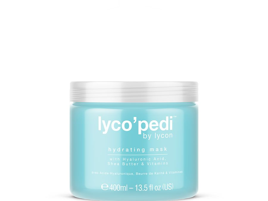LYCO'PEDI HYDRATING MASK