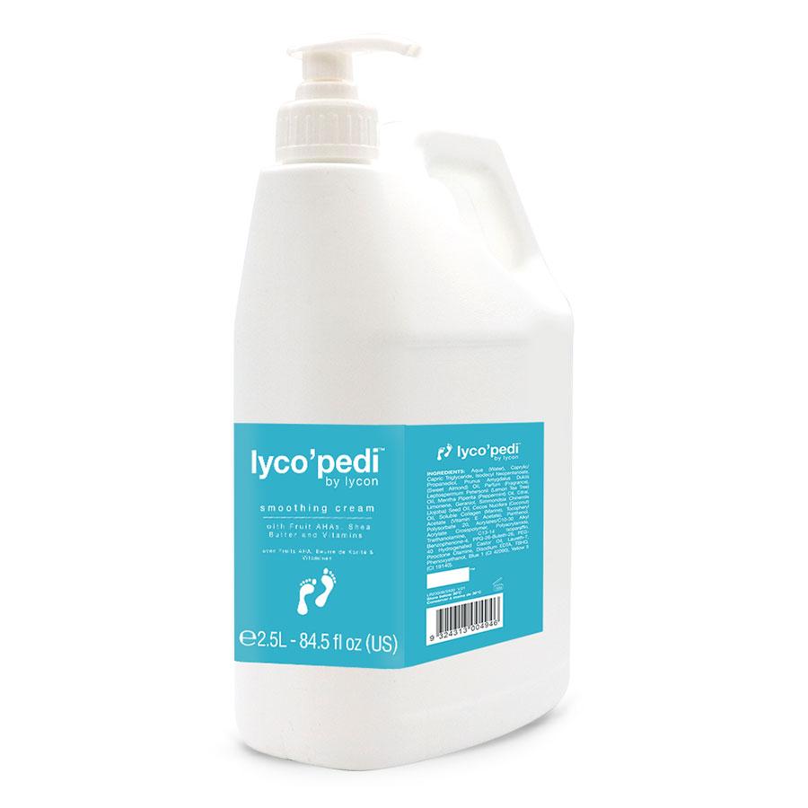 lyco'pedi Smoothing Cream 2.5L
