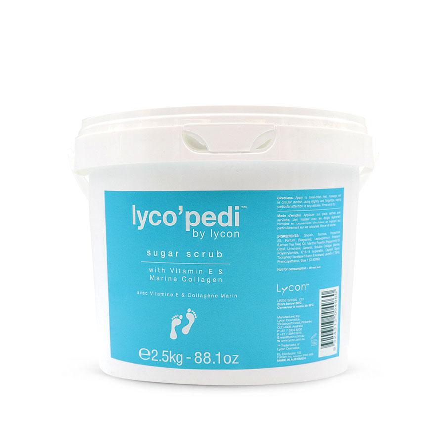 lyco'pedi Sugar Scrub 2.5kg