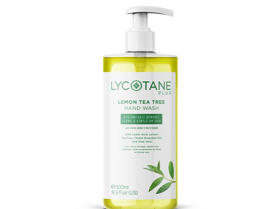 Lemon Tea-Tree Hand Wash